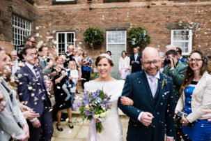 married at the west mill in derby