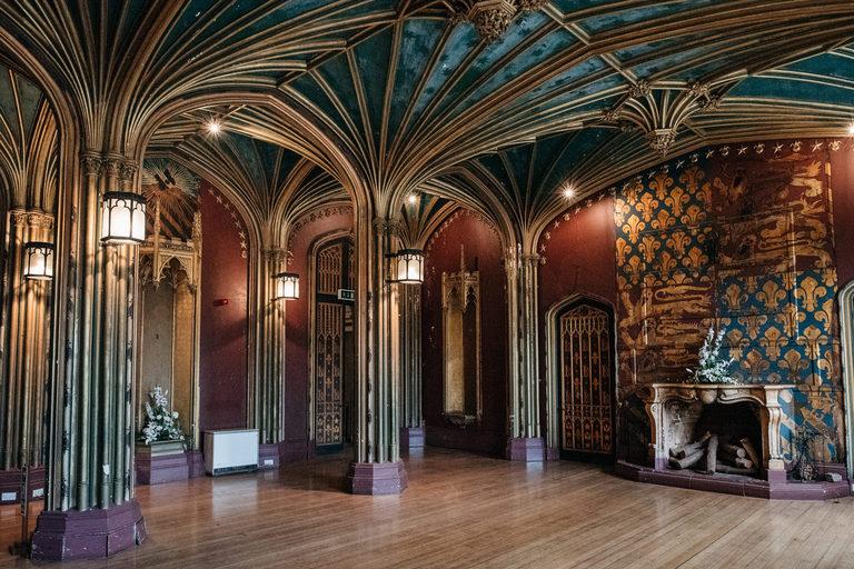Elvaston Castle Wedding Venue