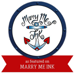 Marry Me Ink Blog Featured Badge