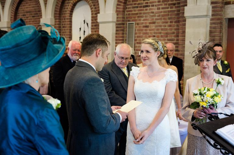 emotional bride surrey