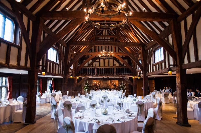 great fosters surrey wedding venue