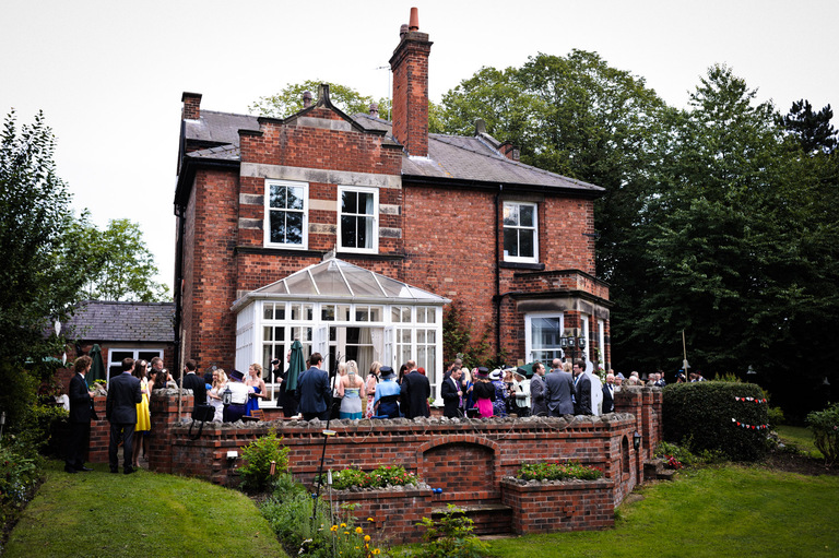 Country house wedding derbyshire