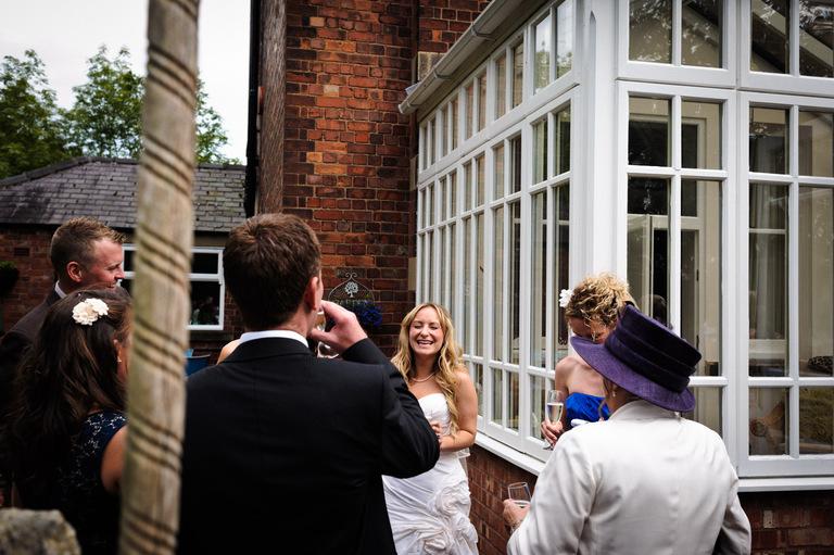 Marquee Wedding in Derbyshire