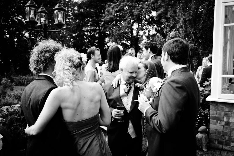 documentary wedding photographer derbyshire