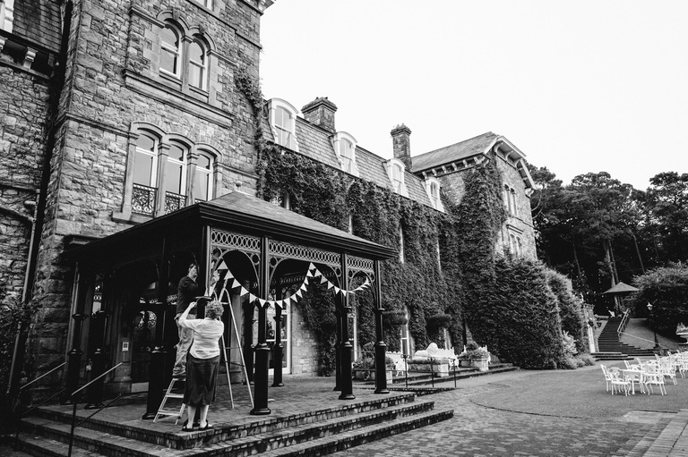 grange hotel cumbria wedding photography
