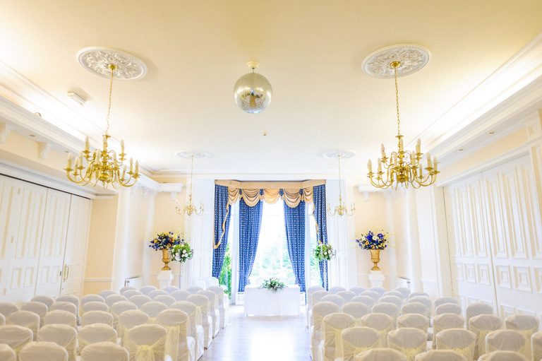 grange hotel cumbria wedding venue