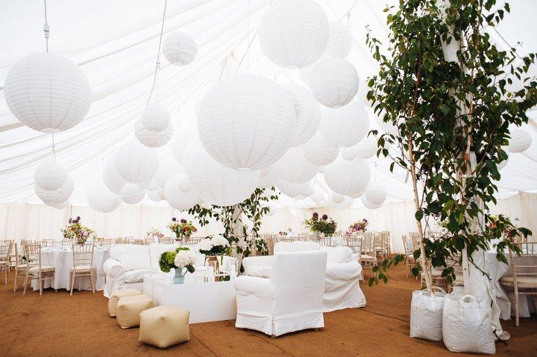 wedding marquee dorset