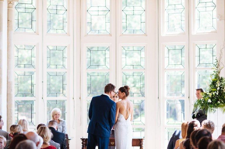 highcliffe castle wedding dorset