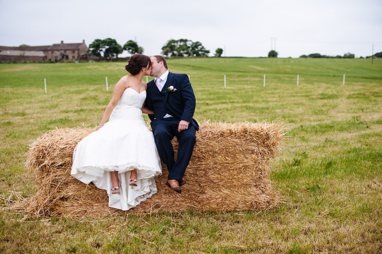 farm wedding in yorkshire