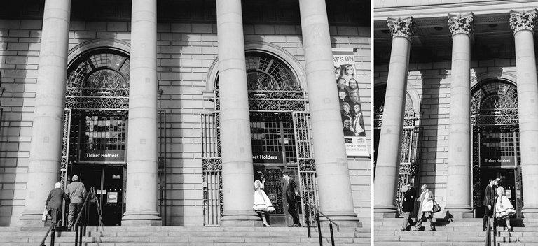 sheffield city hall wedding