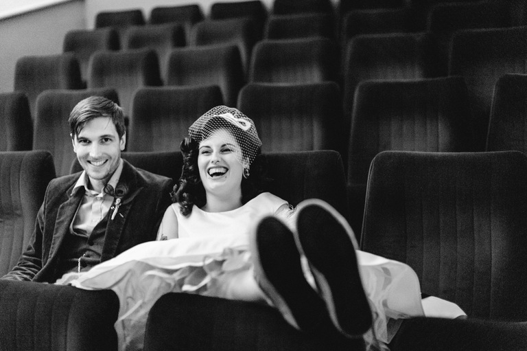 sheffield showroom cinema wedding