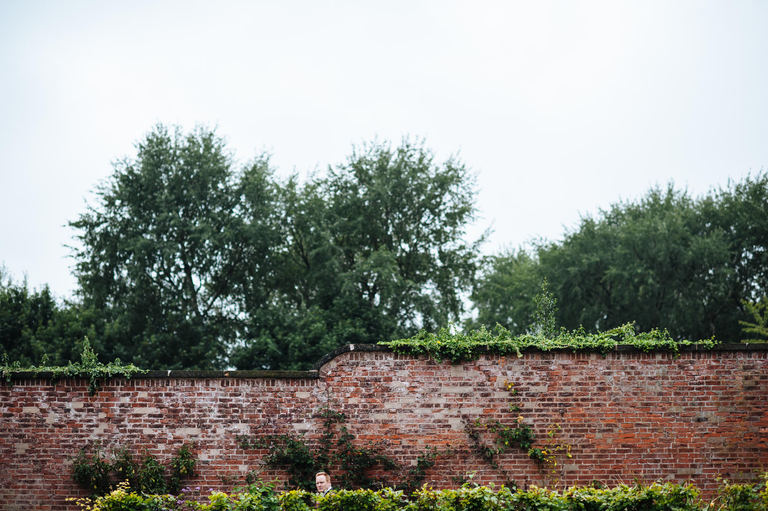 beeston walled garden wedding venue