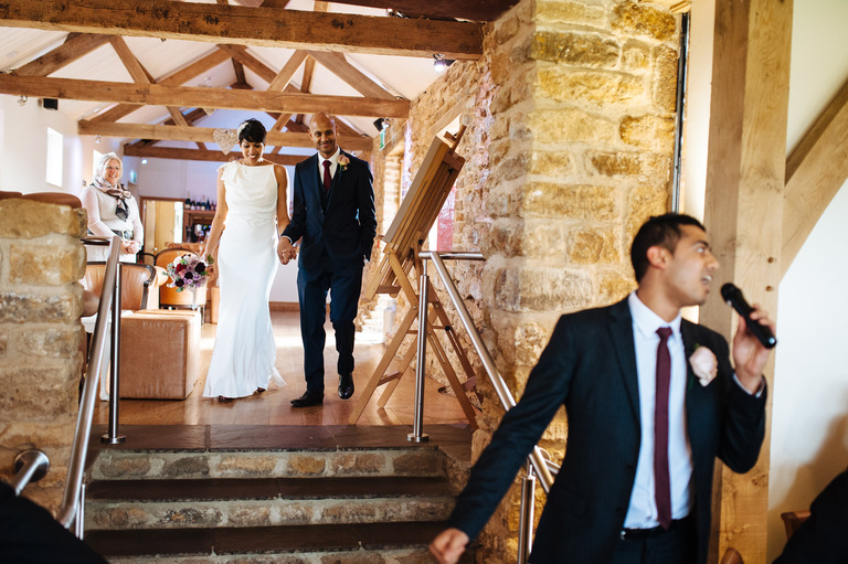 bride groom entrance dodford manor