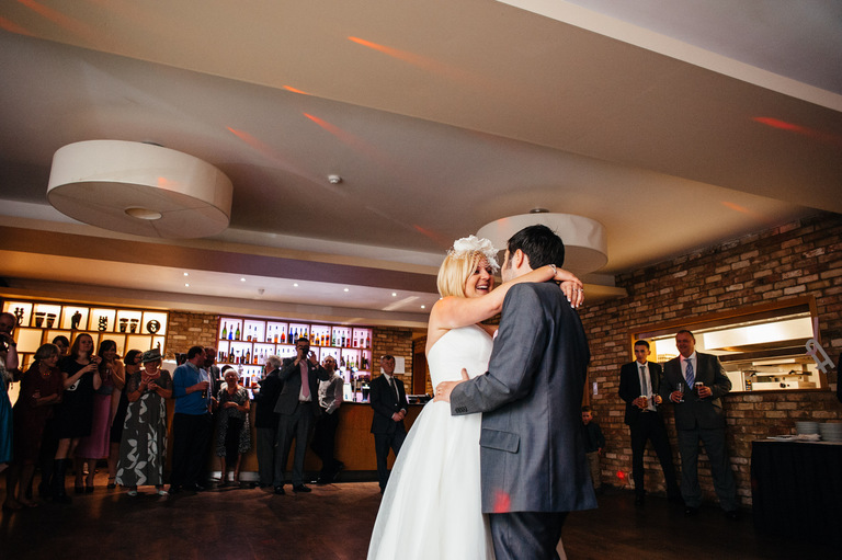 great halingbury manor first dance