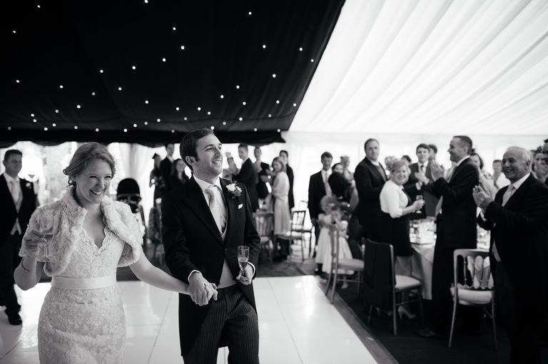bride groom entrance
