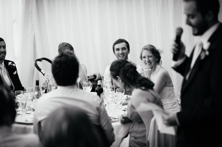 bride groom wedding speeches