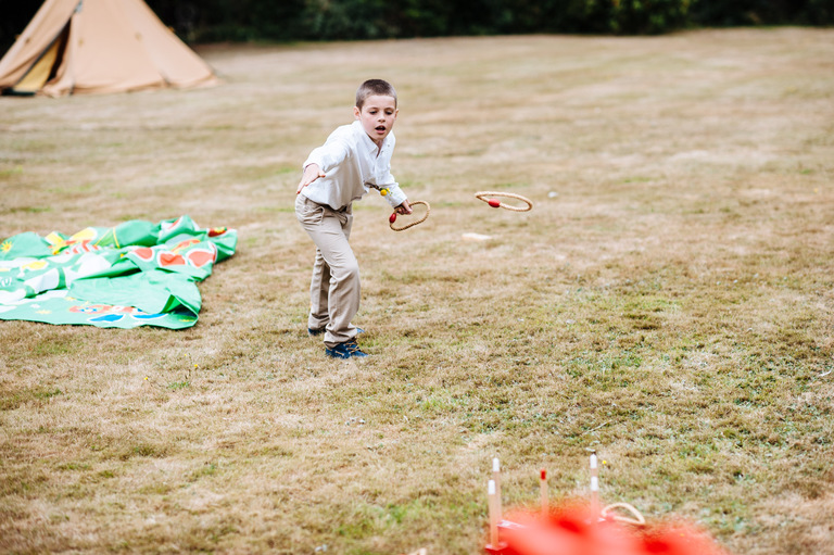 wedding games outdoors