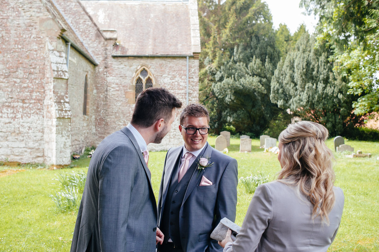 worcestershire church wedding