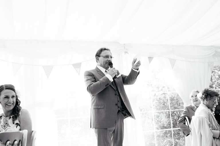 father bride speech