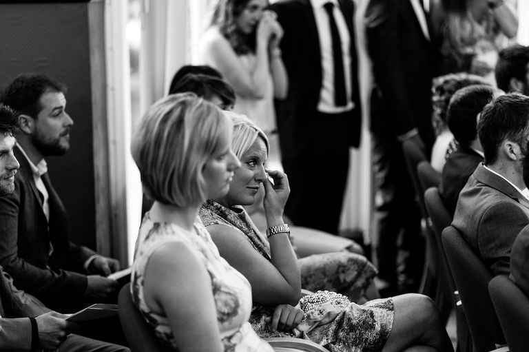 emotional wedding photography