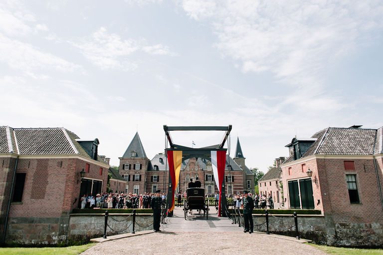 castle twickel wedding netherlands