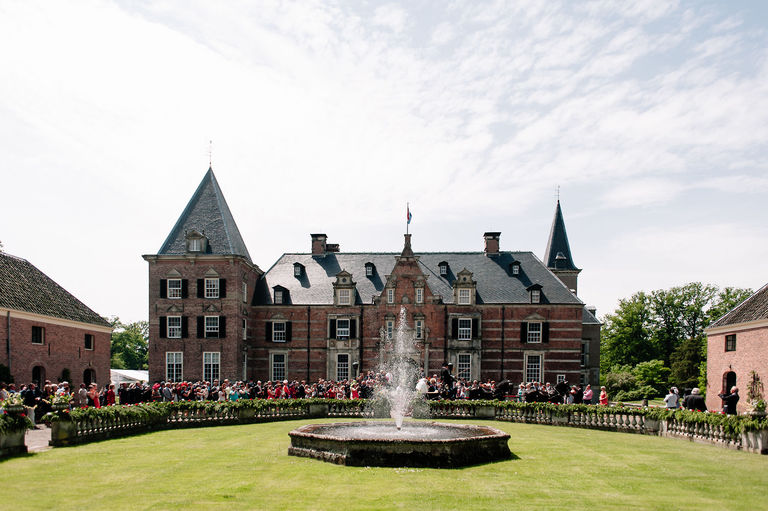 twickel castle delden netherlands