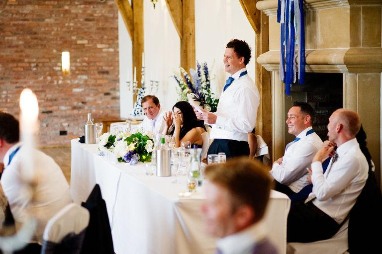 grooms speech at swancar farm nottingham
