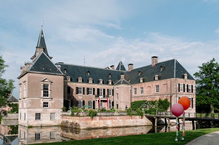 twickel castle in netherlands