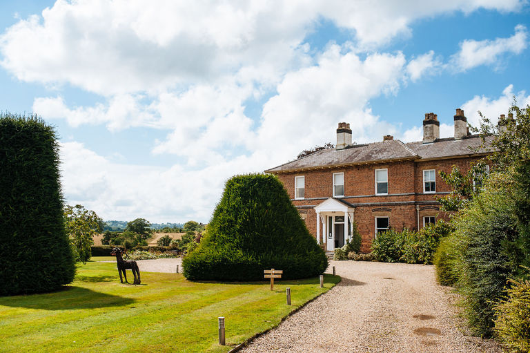 Shottle Hall Wedding Venue