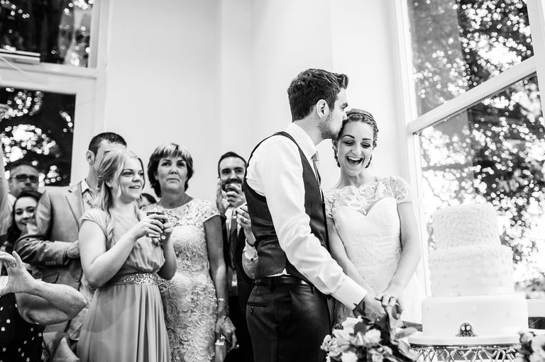 Shottle hall wedding