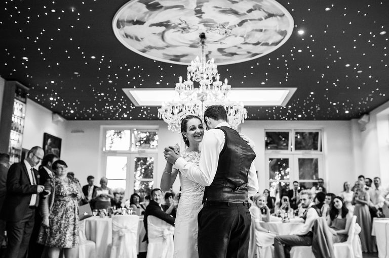 Shottle Hall first dance
