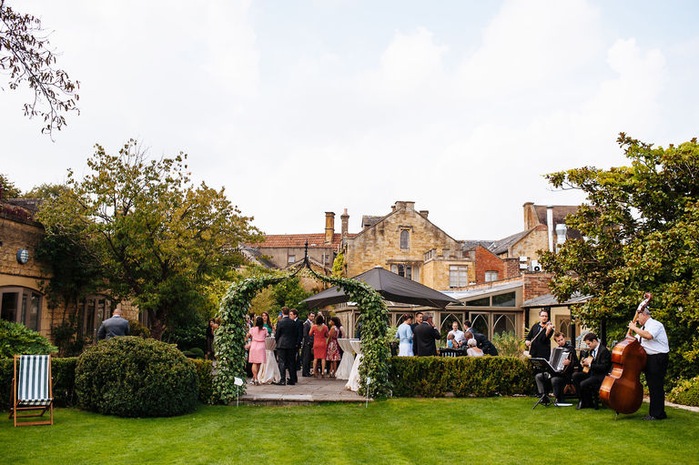 Manor House Wedding Venue