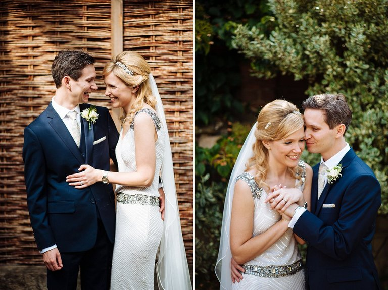 Cotswolds Wedding Portraits