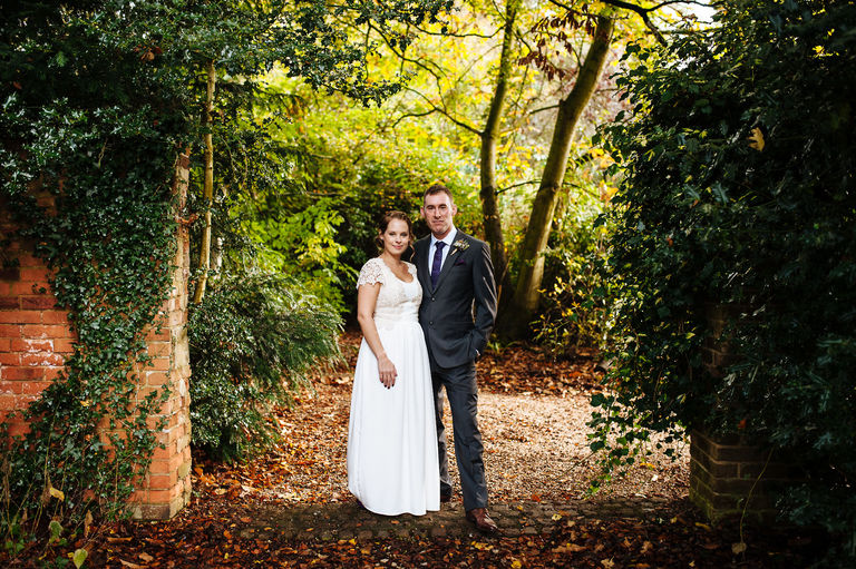Yeldersley Hall Wedding