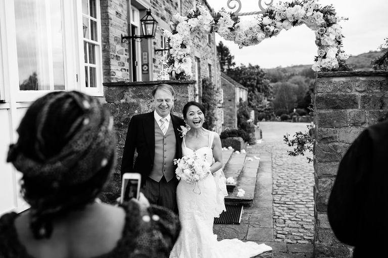 Cavendish Hotel Wedding