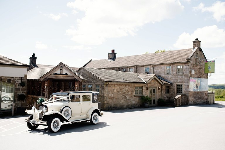 Derbyshire Wedding Venue
