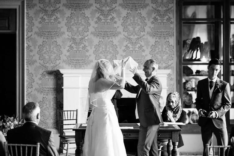 wollaton hall wedding