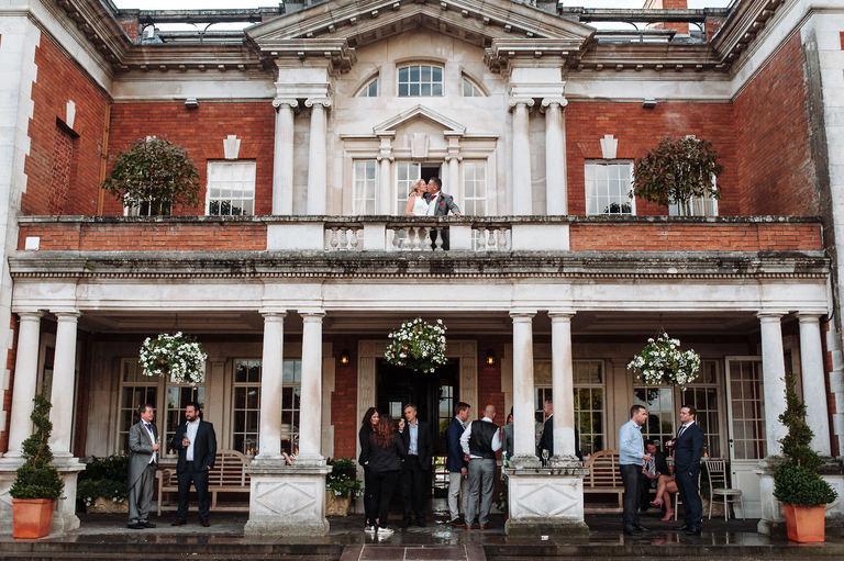 Eaves Hall Wedding Photograpy