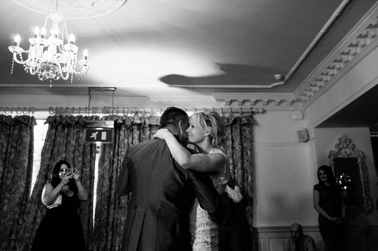 Eaves Hall first dance