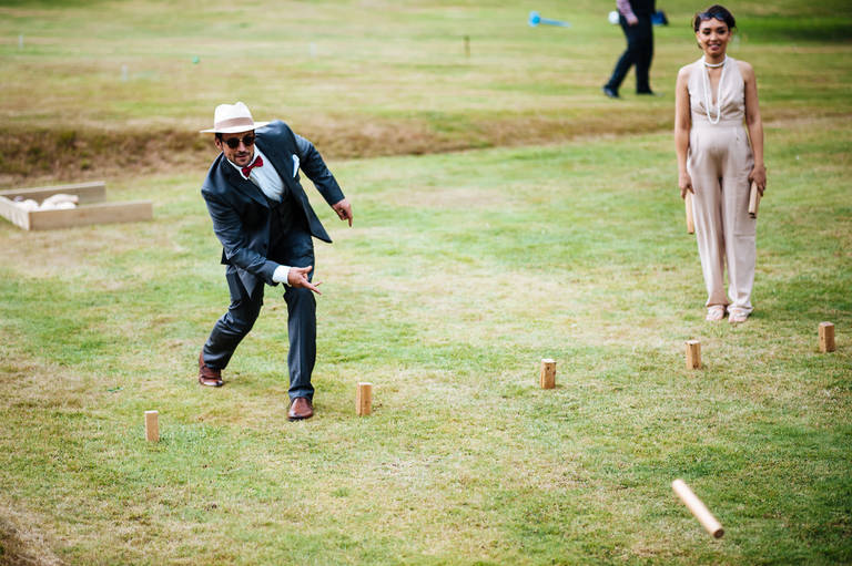 more lawn games for the guests