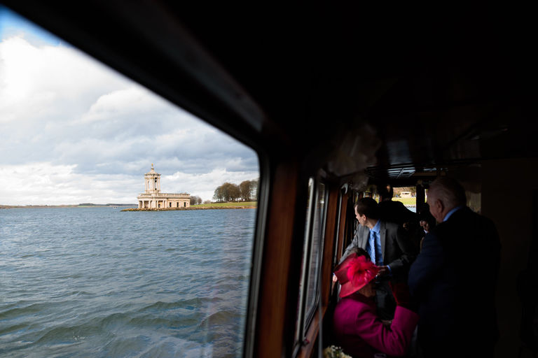 rutland belle and normanton church