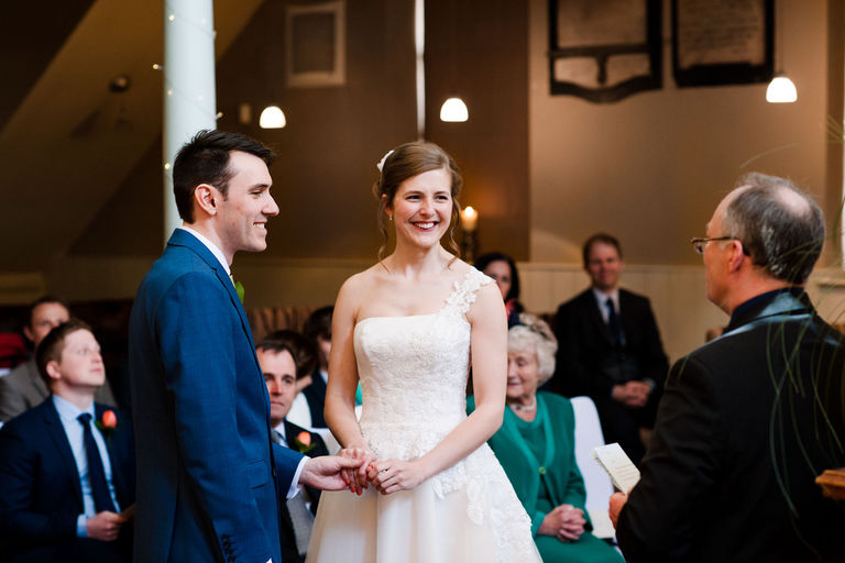 wedding ceremony at masa