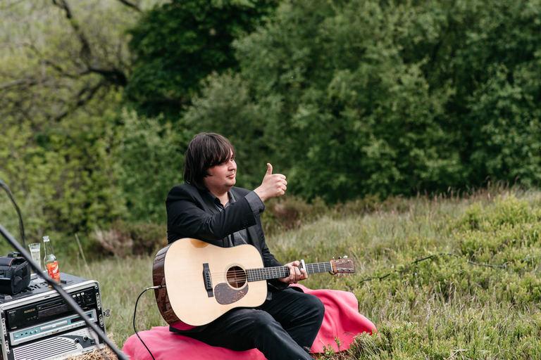 wedding ceremony acoustic guitar music