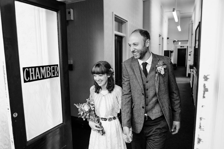getting married at new mills registry office