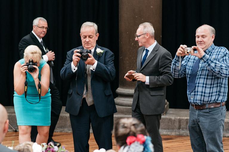 keen wedding guest photographers