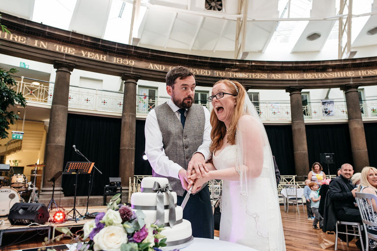 devonshire dome wedding photographer