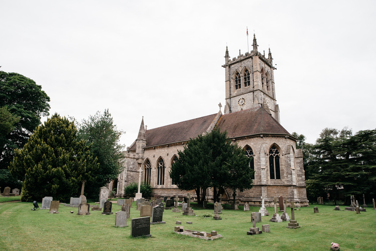 St Helen's Church in Escrick