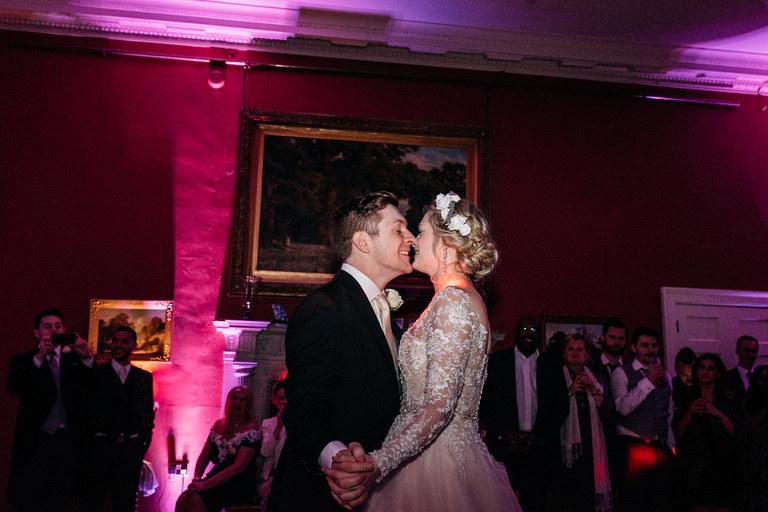 first dance at staunton harold hall