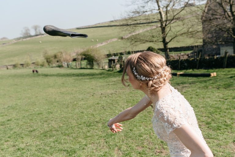bride welly wanging