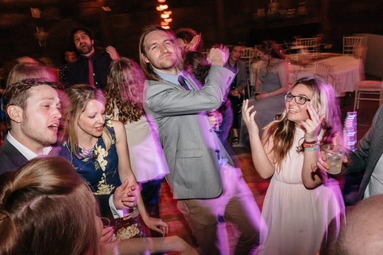 dance floor air grab